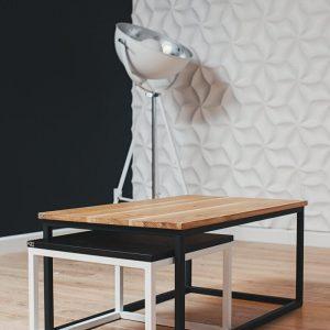 stolik 2w1 loftowy