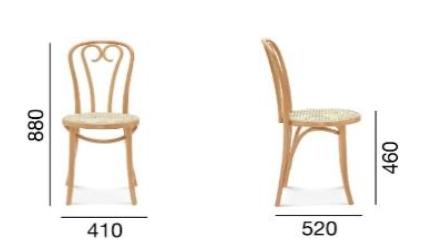 Krzesło A-16 FAMEG