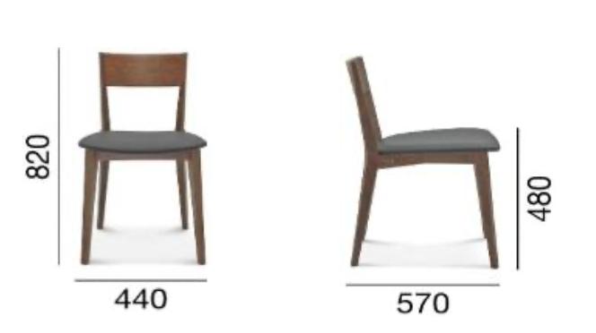 krzesło fame Fameg 0620