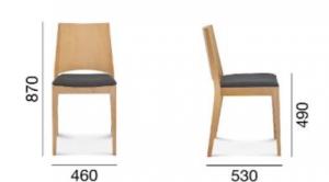 Krzesło Fameg A-0707 Base