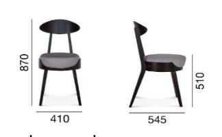 krzesło uma A-1505 UMA