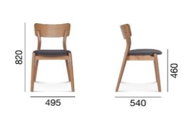 Krzesło Fameg Malibu A-1506