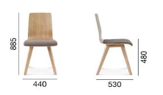 krzesło cleo fameg a-1601