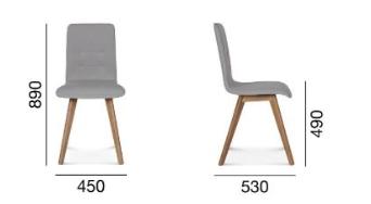 krzesło cleo fameg a-1604
