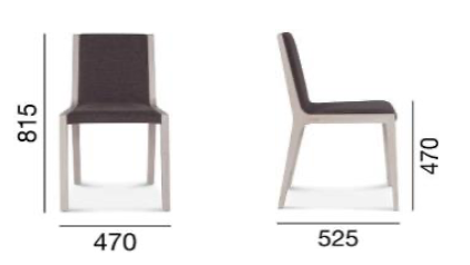 Krzesło Fameg Teba A-1606