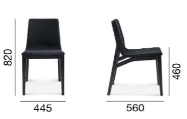 krzesło Fameg kos A-1621