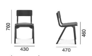 krzesło fameg a-9349 puppy