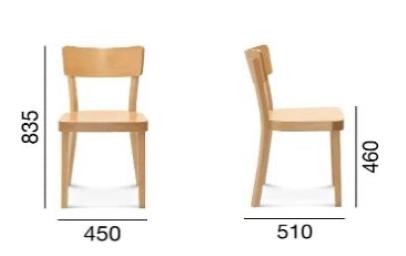 Krzesło Fameg Solid A-9449