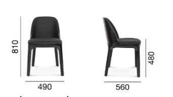 arch fameg krzesło