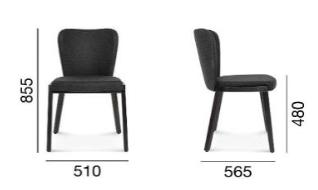 Krzesło Fameg A-1807 Lava