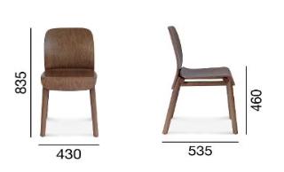 Krzesło Fameg Nod A-1620