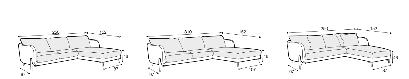Sofa JENNY
