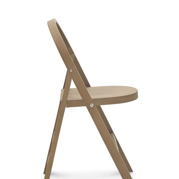 Młodzieńczy Drewniane krzesło składane A-751 - Domokoncept SE89
