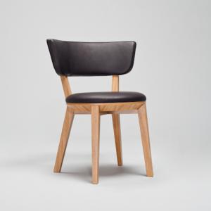 Ekskluzywne meble krzesło drewniane Comforty GNU