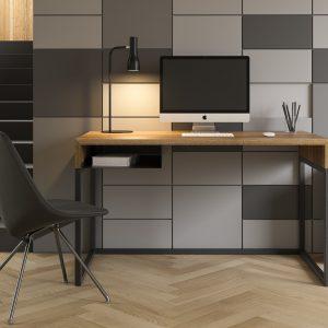 biurko skandynawskie Woodbox domokoncept