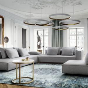 Sofa modułowa Tribeca Aris Koncept Domokoncept