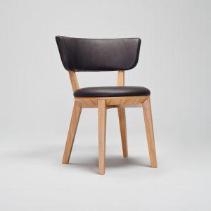 krzesło dębowe do stołu domokoncept