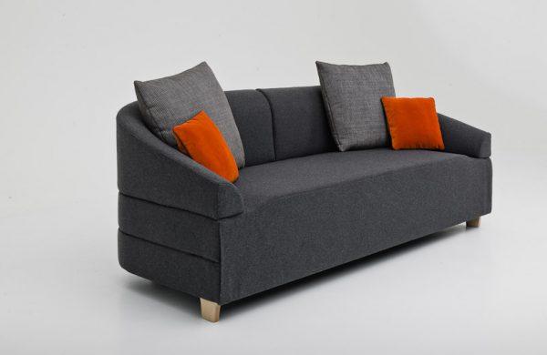 sofa z funkcją spania Domokoncept