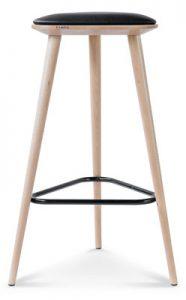 hoker fameg krzesło barowe na trzech nogach